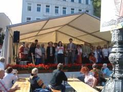 Tag des Ehrenamtes 2006 auf dem Karl-August-Platz