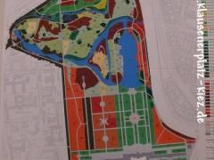 "Biotoptypenkarte des Projekts ""Schlosspark Revisited"""