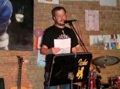 Dennis verliest sein Gedicht