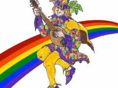 Der Regenbogenmann