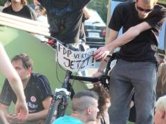 <span>Demonstration am 03.09.2011</span>