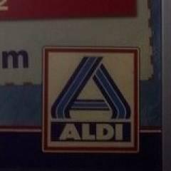 Am 23.03.2013 wird Aldi geschlossen