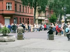 Altstadtpfad Charlottenburg - Kiezspaziergang 14.06.2008