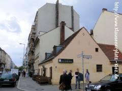 Altes Bürgerhaus in der Wilmersdorfer Straße