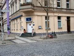 """Ana e Bruno"" in der Sophie-Charlotte-Straße"