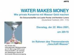Bild © Water Makes Money