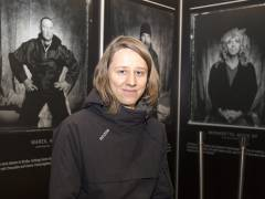 Julia Häcker, mobile Einzelfallhelferin bei der Bahnhofsmission / Foto © Frank Wecker