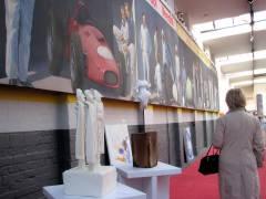 InterNetzWerkSchau - Skulpturen und mehr