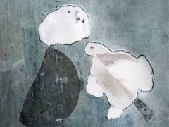 Fotoausstellung von Ingelore Willing in der Galerie Hulsch / Repro Frank Wecker