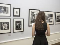 Fotos aus der Sammlung Carla Sozzani in der Helmut Newton Stiftung / Foto © Frank Wecker