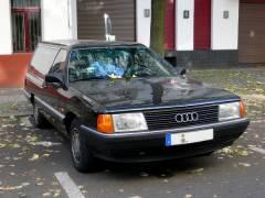"""Ein """"Reisewagen"""" im Kiez"""