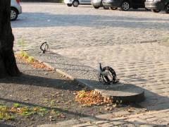 Schranken zum Parkplatz - wo sind sie geblieben?