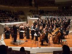 Berliner Bach Akademie im Kammermusiksaal der Philharmonie / Foto © Peter Adamik
