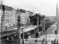 """Bahnhof Bülowstraße Berlin 1902"" - Bildquelle Wikipedia"
