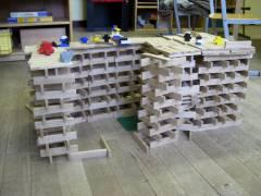 Drittkläßler als Baumeister