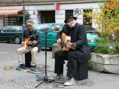 """Icke und Sunny mit dem Kiez-Song """"Det is meen Kiez"""""""