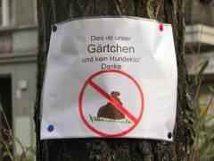 """""""Straßen-Gärtchen"""" im Kiez"""