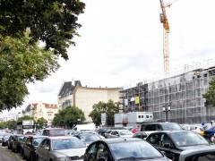 Bauvorhaben am Kaiserdamm