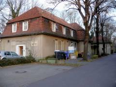 Gebäude aus der Zeit des Kaiserin-Auguste-Viktoria-Hauses an der Pulsstraße/Heubnerweg
