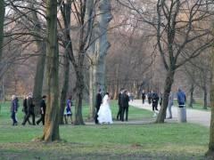 (Dauerhafte) Begegnungen im Schloßpark Charlottenburg