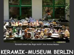 Benefiz-Trödelmarkt im Keramik-Museum Berlin (Foto © C. Weidner/KMB)