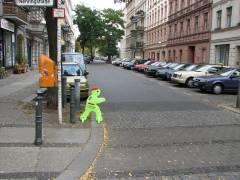 """""""Benni-Brems"""" in der Seelingstraße"""