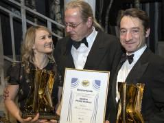 Preisverleihung des Berliner Theaterclubs an die beliebtesten Darsteller der Saison / Foto © Frank Wecker