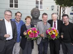 Berliner Theaterclub ehrt Dagmar Manzel und Ulrich Matthes mit der Goldenen Iffland-Medaille / Foto © Frank Wecker