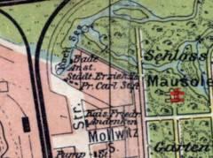 Berlinkarte 1907 / Bildquelle - blocksignal.de