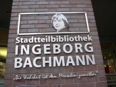 Stadtteilbibliothek Ingeborg Bachmann in der Nehringstraße
