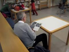 Vorlesen in der Ingeborg-Bachmann-Bibliothek