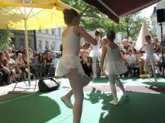 Sommer-Blues-Fest im Kiez - Ballet der Ecole de danse