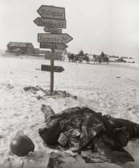 Natalja Bode - Stalingrader Front, Januar 1943. / Foto © FotoSojus, Moskau