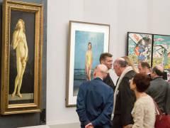 Botticelli-Ausstellung in der Gemäldegalerie der Staatlichen Museen zu Berlin / Foto © Frank Wecker