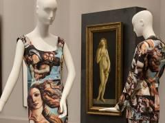 Botticelli-Ausstellung der Staatlichen Museen zu Berlin / Foto © Frank Wecker