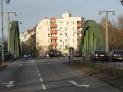 Spreebrücke am Luisenplatz