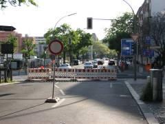 Neubau der Spandauer-Damm-Brücke - Bauarbeiten/Sperrungen