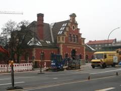 Spandauer Damm - Bahnhof Westend