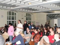 Anwohnerversammlung - 28.01.2008