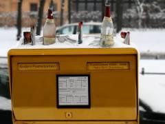 Briefkasten am Spandauer Damm