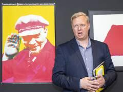 Dr. Tobias Hoffmann, Direktor des Bröhan-Museums / Foto © Frank Wecker