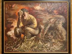 Gemälde von George Grosz im Bröhan-Museum / Repro © Frank Wecker