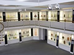 Sonderschau von Muranoglas im  Bröhan-Museum / Foto © Frank Wecker