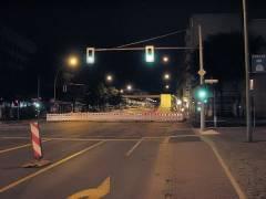 <span>Abriss und Neubau der Spandauer-Damm-Br&uuml;cke - Sperrung am Vorabend</span>