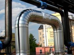 Ausstellungs - und Baustelle Spandauer-Damm-Brücke