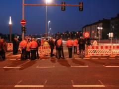 Fertigstellung der Spandauer-Damm-Brücke naht...