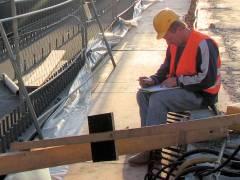 <span>Abriss und Neubau der Spandauer-Damm-Brücke - Neubau des südlichen Teils der Brücke</span>