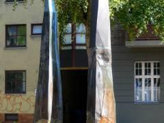 Brunnen auf dem Kläre-Bloch-Platz