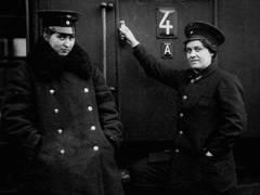 Käthe Buchler - Frauen in Männerberufen - Schaffnerinnen, Braunschweig 1916 / Foto © Museum für Photographie Braunschweig