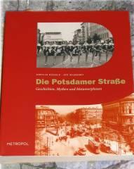 """""""Die Potsdamer Straße"""" - ein tolles Buch (462 Seiten) mit vielen Fotos von Sibylle Nägele und Joy Markert"""